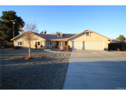 Photo of 19848 Red Feather Road, Apple Valley, CA 92307 (MLS # CV18037217)