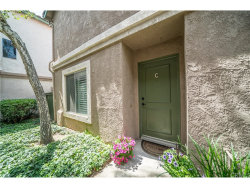 Photo of 8362 Sunset Trail Place , Unit C, Rancho Cucamonga, CA 91730 (MLS # CV18129710)