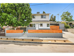 Photo of 5170 Templeton Street, El Sereno, CA 90032 (MLS # CV18162751)