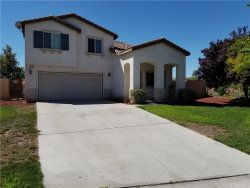 Photo of 23835 Silver Summit Court, Menifee, CA 92587 (MLS # CV18202314)