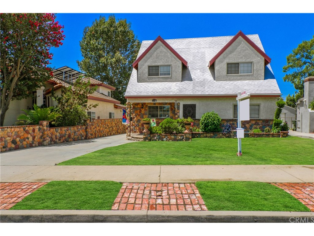 Photo for 167 Bridge Street, San Gabriel, CA 91775 (MLS # CV19023521)