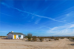 Photo of 68389 Pole Line Road, 29 Palms, CA 92277 (MLS # CV20009606)
