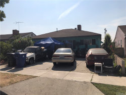 Photo of 736 W 132nd Street, Gardena, CA 90247 (MLS # CV20224760)