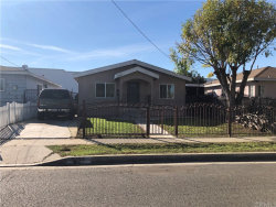 Tiny photo for 3850 W 119th Place, Hawthorne, CA 90250 (MLS # DW19020371)
