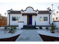 Photo of 5711 S Gramercy Place, Los Angeles, CA 90062 (MLS # DW19059946)