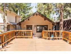 Photo of 2352 Pine Drive, Arrowbear, CA 92382 (MLS # EV17153255)