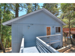 Photo of 739 S Old Toll Road, Twin Peaks, CA 92391 (MLS # EV17164242)