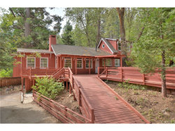 Photo of 792 Glen View Lane, Twin Peaks, CA 92391 (MLS # EV17166569)