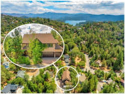 Photo of 1034 Teakwood Drive, Lake Arrowhead, CA 92352 (MLS # EV17233784)