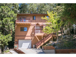 Photo of 987 Berne Drive, Crestline, CA 92325 (MLS # EV17266137)