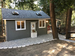 Photo of 23336 Crest Forest Drive, Crestline, CA 92325 (MLS # EV18024268)