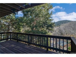 Photo of 347 Donner Drive, Crestline, CA 92325 (MLS # EV18032179)