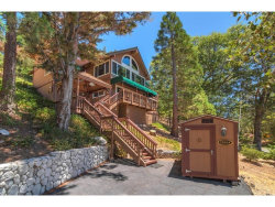 Photo of 28834 Zion Drive, Lake Arrowhead, CA 92352 (MLS # EV18041371)