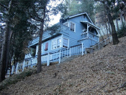 Photo of 23891 Scenic Drive, Crestline, CA 92325 (MLS # EV18043294)