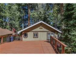 Photo of 862 Oakmont Lane, Lake Arrowhead, CA 92352 (MLS # EV18094425)