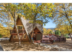 Photo of 27947 N Bay Road, Lake Arrowhead, CA 92352 (MLS # EV18256519)
