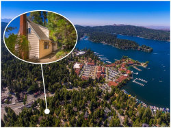 Photo of 250 Mittry Lane, Lake Arrowhead, CA 92352 (MLS # EV20129340)