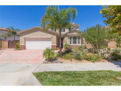 Photo of 34160 Camelina Street, Lake Elsinore, CA 92532 (MLS # IG17190327)