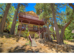 Photo of 33452 Weeping Willow Drive, Green Valley Lake, CA 92341 (MLS # IG18141603)