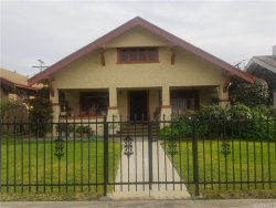 Photo of 1220 W 50th Street, Los Angeles, CA 90037 (MLS # IN19079357)
