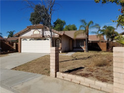 Photo of 110 Peppertree Drive, Perris, CA 92571 (MLS # IV17256554)