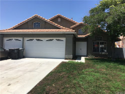 Photo of 1342 Hollowood Court, Perris, CA 92571 (MLS # IV18150721)