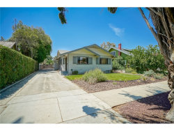 Photo of 4258 Rosewood Place, Riverside, CA 92506 (MLS # IV18172501)