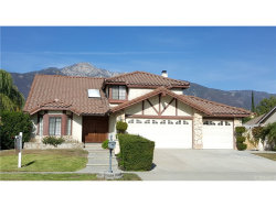 Photo of 9836 Hibiscus Court, Rancho Cucamonga, CA 91737 (MLS # IV18274913)