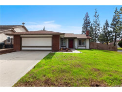Photo of 9531 Deerbrook Street, Rancho Cucamonga, CA 91730 (MLS # IV18284756)
