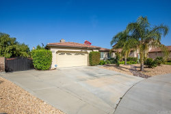 Photo of 26802 Calico Court, Winchester, CA 92596 (MLS # IV19143180)