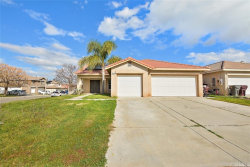 Photo of 27148 Paige Circle, Menifee, CA 92585 (MLS # IV20022186)