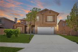 Photo of 16487 Pine Wood Street, Fontana, CA 92336 (MLS # IV20098110)