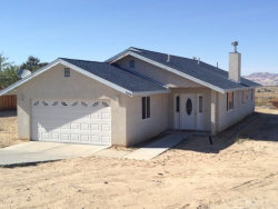 Photo of 73470 Two Mile Road, 29 Palms, CA 92277 (MLS # JT17141068)
