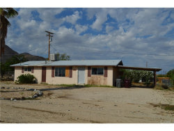 Photo of 6934 DATURA, 29 Palms, CA 92277 (MLS # JT17209984)