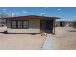 Photo of 7537 Morning Star Road, 29 Palms, CA 92277 (MLS # JT17219723)