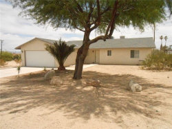 Photo of 5633 Abronia Avenue, 29 Palms, CA 92277 (MLS # JT18132805)