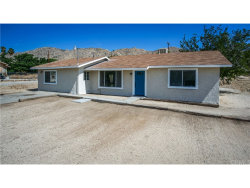Photo of 56406 Buena Vista Drive, Yucca Valley, CA 92284 (MLS # JT18176191)