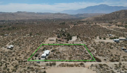 Photo of 50617 Cheyenne Trail, Morongo Valley, CA 92256 (MLS # JT18209235)