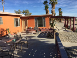 Photo of 6244 Carodean Road, 29 Palms, CA 92277 (MLS # JT18237326)