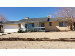 Photo of 6654 Galleta Avenue, 29 Palms, CA 92277 (MLS # JT18240720)