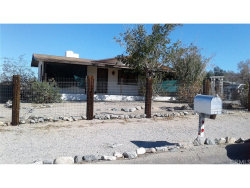 Photo of 7359 Persia Avenue, 29 Palms, CA 92277 (MLS # JT18253481)