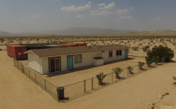 Photo of 76233 Amboy Road, 29 Palms, CA 92277 (MLS # JT18256435)
