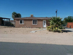 Photo of 74056 Casita Drive, Unit 29, 29 Palms, CA 92277 (MLS # JT19204837)
