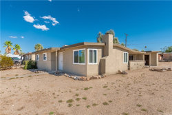 Photo of 74773 Serrano Drive, 29 Palms, CA 92277 (MLS # JT19207777)