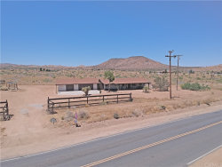 Photo of 52740 Pipes Canyon Road, Pioneertown, CA 92268 (MLS # JT19219134)