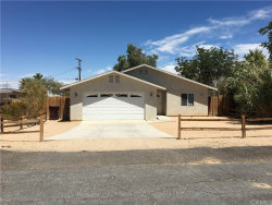 Photo of 5433 Abronia Avenue, 29 Palms, CA 92277 (MLS # JT19219723)