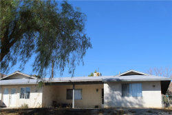 Photo of 49220 Buena Vista Drive, Morongo Valley, CA 92256 (MLS # JT19222927)