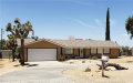Photo of 57996 El Dorado Drive, Yucca Valley, CA 92284 (MLS # JT20118815)