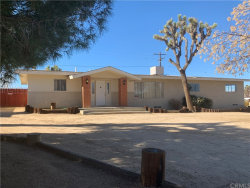 Photo of 7952 Palm Avenue, Yucca Valley, CA 92284 (MLS # JT21003866)