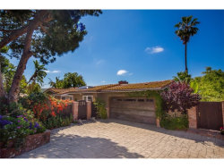 Photo of 1737 Temple Hills Drive, Laguna Beach, CA 92651 (MLS # LG17126956)